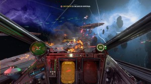 скриншот Star Wars Squadrons PS4 - Русская версия #10