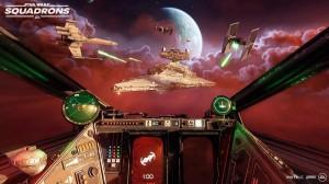 скриншот Star Wars Squadrons PS4 - Русская версия #12