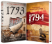 Книга 1793. 1794 (суперкомплект из 2 книг)