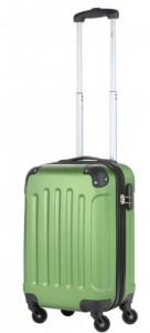 Чемодан TravelZ Light (S) Khaki/Green (927246)