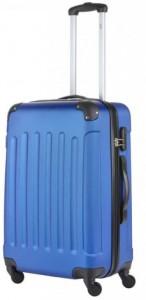 Чемодан TravelZ Light Triple (M) Navy Blue (927251)