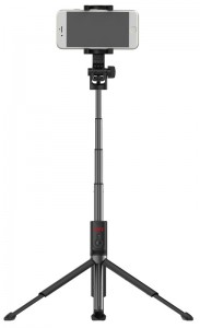 Трипод-монопод с Bluetooth пультом UFT Lapland Selfie Stick Black (UFTSS22t)