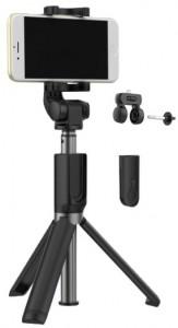 Трипод-монопод с Bluetooth пультом UFT Paris Selfie Stick Black (UFTSS21t)