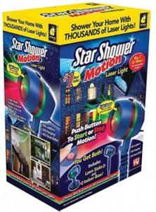фото Лазерный звездный проектор Star Shower #6