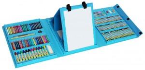 Набор для рисования с мольбертом Shipa Art Set Blue (ArtSetBlue)