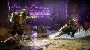 скриншот Mortal Kombat 11 Ultimate PS4 - Русская версия #9