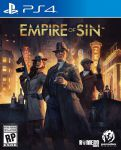 игра Empire of Sin PS4  - Русская версия