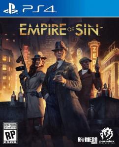 игра Empire of Sin PS4  - Русская версия