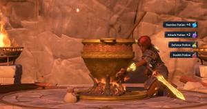 скриншот Immortals Fenyx Rising PS4  - Русская версия #5