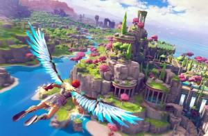 скриншот Immortals Fenyx Rising PS4  - Русская версия #2