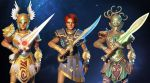 скриншот Immortals Fenyx Rising PS4  - Русская версия #3