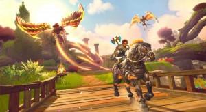 скриншот Immortals Fenyx Rising PS4  - Русская версия #7