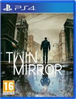 игра Twin Mirror PS4  - Русская версия
