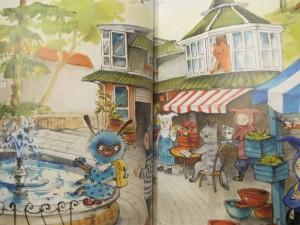фото страниц Кот и мурлик. Незваный гость #12