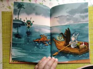 фото страниц Кот и мурлик. Незваный гость #9