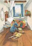 фото страниц Кот и мурлик. Незваный гость #8