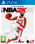 игра NBA 2K 21 PS4
