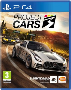 игра Project Cars 3 PS4 - Русская версия