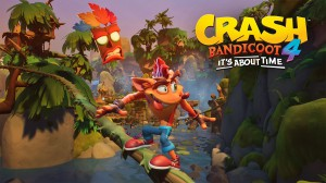 скриншот Crash Bandicoot 4: It`s About Time PS4 - Русская версия #2