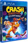 игра Crash Bandicoot 4: It`s About Time PS4 - Русская версия