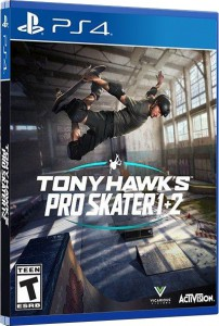 игра Tony Hawk Pro Skater 1+2 PS4