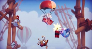 скриншот Frantics PS4  - Русская версия #3