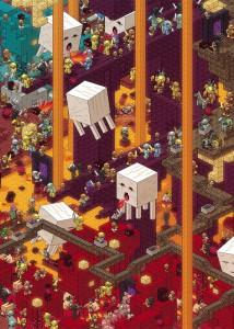 фото страниц Minecraft. Спіймай крипера та інших мобів #14