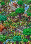 фото страниц Minecraft. Спіймай крипера та інших мобів #6