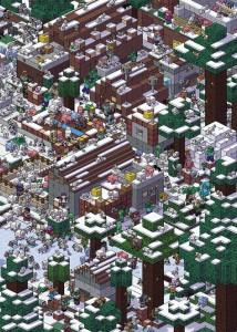 фото страниц Minecraft. Спіймай крипера та інших мобів #10