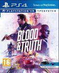 игра Blood & Truth PS4 VR - русская версия