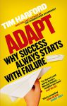Книга Adapt: Why Success Always Starts with Failure