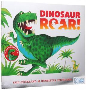 Книга Dinosaur Roar! 25th Anniversary Edition