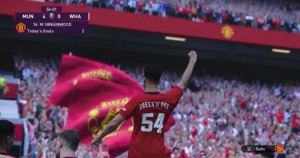 скриншот EFootball PES 2021 Season Update  PS4  - русская версия #3