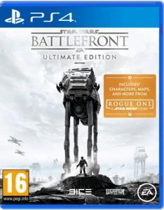 игра Star Wars: Battlefront Ultimate Edition PS4 - Русская версия