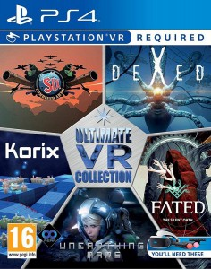 игра Ultimate VR Collection PS4