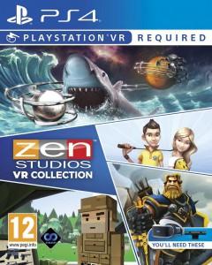 игра Zen Studios - Ultimate VR Collection  PS4