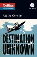 Книга Destination Unknown (Level B2, with CD)