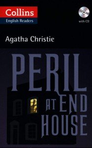 Книга Peril at End House (Level B2, with CD)