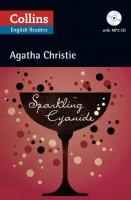 Книга Sparkling Cyanide (Level B2, with CD)