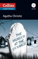 Книга The Murder at the Vicarage (Level B2, with CD)