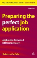 Книга Preparing the Perfect Job Application
