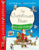 Книга The Christmas Bear. Sticker Book
