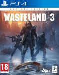 игра Wasteland 3 Day One edition PS4 - русская версия