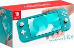 Приставка Игровая приставка Nintendo Switch Lite (бирюзовый)