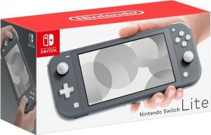 Приставка Игровая приставка Nintendo Switch Lite (серый)