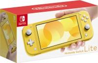 Приставка Игровая приставка Nintendo Switch Lite (желтый)