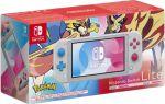 Приставка Игровая приставка Nintendo Switch Lite. Zacian and Zamazenta Edition