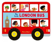 Книга Whizzy Wheels: My First London Bus