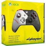 Контроллер Microsoft Xbox One S Wireless Controller Cyberpunk 2077 Limited Edition