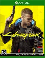 игра Cyberpunk 2077 Xbox One - русская версия